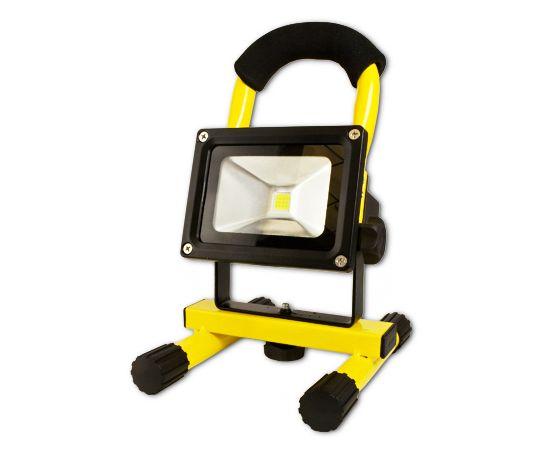 10w led akku strahler strahler mobile leuchten produkte arcas. Black Bedroom Furniture Sets. Home Design Ideas