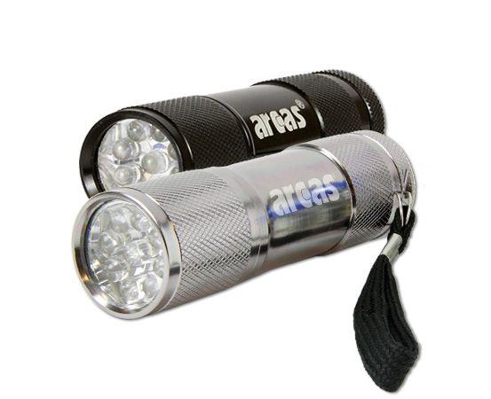 9 led taschenlampe taschenlampen mobile leuchten. Black Bedroom Furniture Sets. Home Design Ideas