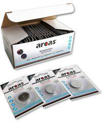 5x Knopfzelle CR2016 Original Arcas Batterie Blister 3V Lithium 5er Blister