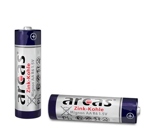 r6 zink kohle batterien batterien produkte arcas. Black Bedroom Furniture Sets. Home Design Ideas