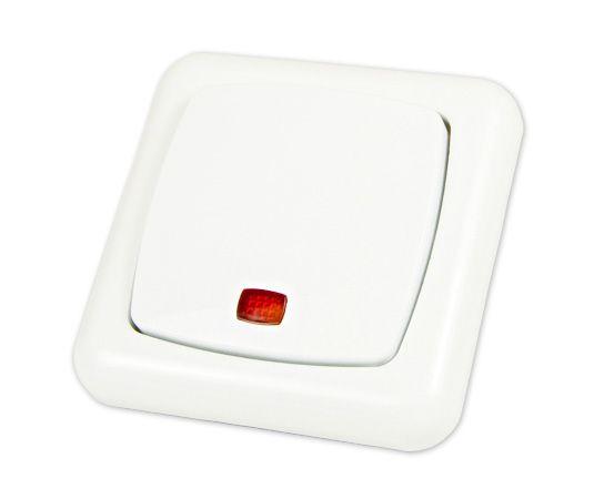 wechselschalter mit led steckdosen lichtschalter g nstig. Black Bedroom Furniture Sets. Home Design Ideas